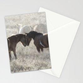 Nuzzling Stationery Cards
