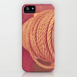 spool iPhone Case