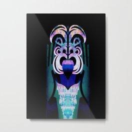 Maori tongues Metal Print