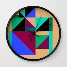scandinavian chic Wall Clock