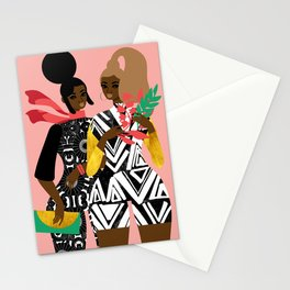 Safari Model Stationery Cards