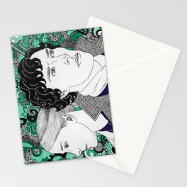 Sherlock&Molly Stationery Cards