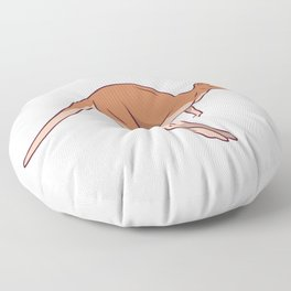 Kaenguru Australia calls Floor Pillow