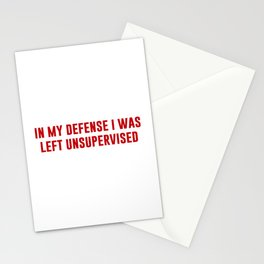 Modern Day Sirius Stationery Cards