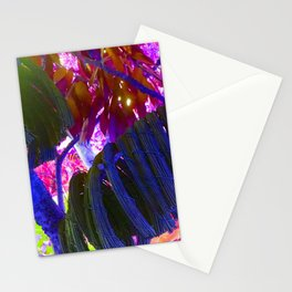 Iron tree Stationery Cards