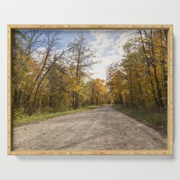 Country Road 6 Serving Tray