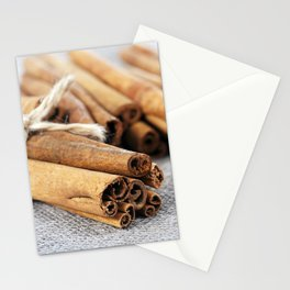 spices and food Stationery Cards