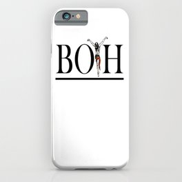 BOTH Christian and Gay iPhone Case