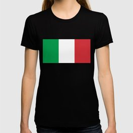 Flag of Italy - Italian flag T-shirt