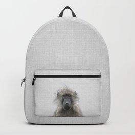Baboon - Colorful Backpack