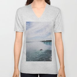 Into the Mist Unisex V-Neck