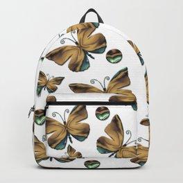 Envolée de papillons Backpack