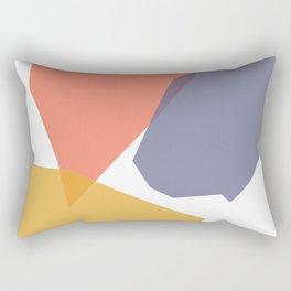 Color Theory Rectangular Pillow