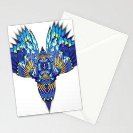 Bluebird - No Background Edit Stationery Cards