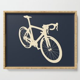 Bicycle - bike - cycling Serving Tray