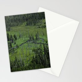 Yellowstone Stationery Cards