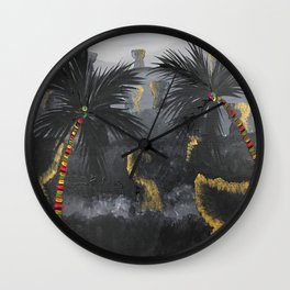 Land of Latte Wall Clock
