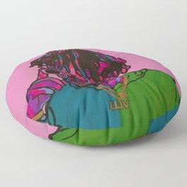 LIL UZI Floor Pillow