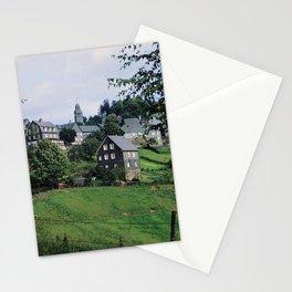 Nordenau im Sauerland, 1958 Stationery Cards