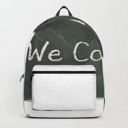 We Call BS Chalkboard Backpack