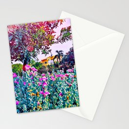 'She is at a Place in her Life that Peace is her Priority and Negativity Cannot Exist' Stationery Cards