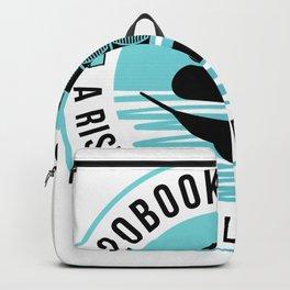20Booksto50k(R)-Logo1 Backpack