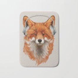 The Musical Fox Bath Mat