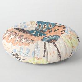 Mother Hen Floor Pillow