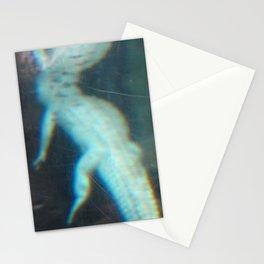 Albino Alligator 2 Stationery Cards