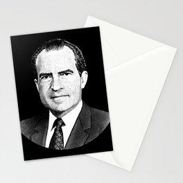 President Richard Nixon Graphic Stationery Cards
