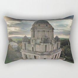 Ashton memorial architecture Rectangular Pillow
