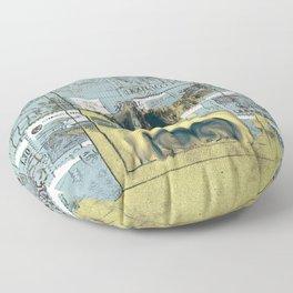ПОЧТА ( Post ) Floor Pillow