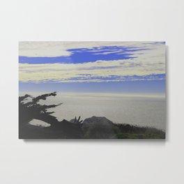 Skies2 Metal Print