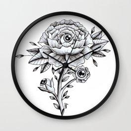 iBouquet Wall Clock