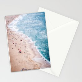 Surf and Swells | Portugal travel & roadtrip landscape - Fine Art Print colorful  Stationery Cards