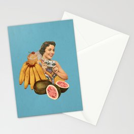 Tropical Vacation Stationery Cards