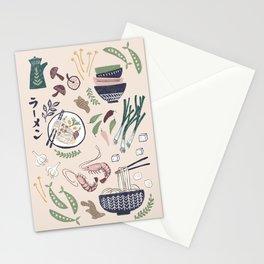 Ramen Bowl Stationery Cards