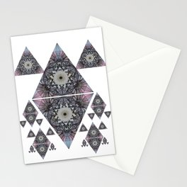 Portal of Peaceful Awakening Stationery Cards