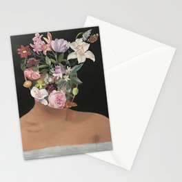 Thoughts In Bloom Stationery Cards