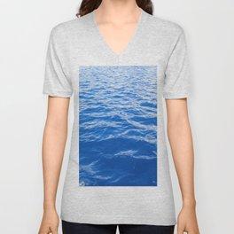 As blue as the Ocean Unisex V-Neck