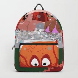 Lobster Chef Backpack
