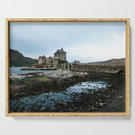 Eilean Donan Castle, Scotland Serving Tray