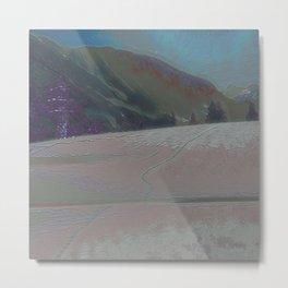 Footsteps III Metal Print