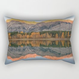 Autumn Gold Rectangular Pillow