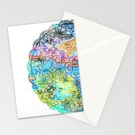 Colorful Manadala Stationery Cards