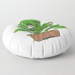 Japanese Bonsai Tree Floor Pillow
