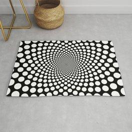 Geometric Dots Rug