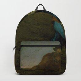 Jean-Francois Millet - The Sower - Digital Remastered Edition Backpack
