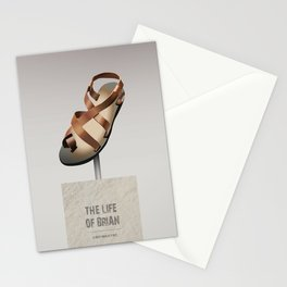 The Life of Brian - Alternative Movie Poster Stationery Cards