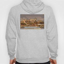 Buda Castle of Budapest  Hoody